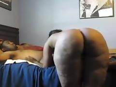 BIG BOOTY MILF tube porn video