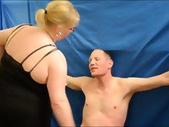 Ohrfeigen von Molly Femdom tube porn video