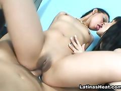 Jessica Blue in Smokin Hot Latinas 4 Scene 3 tube porn video