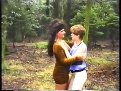 The Cougars In The Woods tube porn video