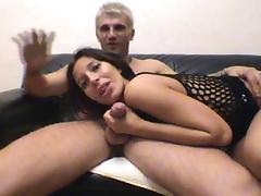 Beurette Laure Real tube porn video
