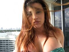 Bj With a View tube porn video