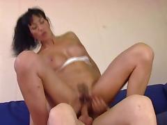 Italian Milf to Die for .. loves anal 2 tube porn video