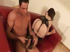 Mature hot lingerie whore tube porn video