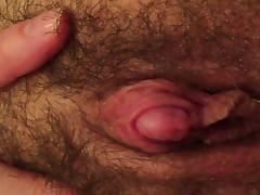 Big clit cumming tube porn video