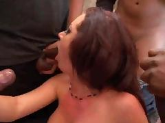Jayden Jaymes joins the dark side tube porn video