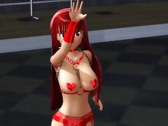 MMD tube porn video