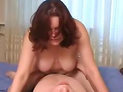Russian Mature 4 tube porn video
