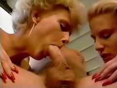 Short Hair Curly Cunt Licker tube porn video