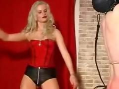 Whipping and caning by mistress Syonera von Styx tube porn video