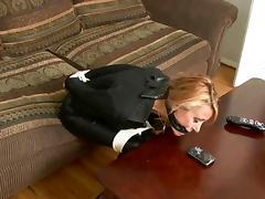 Blonde Babysitter Struggle tube porn video