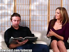 MommyBB Julia Ann is single! She's looking for a younger male! tube porn video