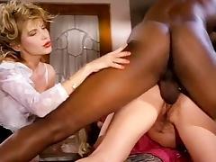 Barbarella, Moana Pozzi, Sean Michaels in well-hung black retro porn star doing latin chicks tube porn video