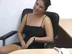 Laura Playing Naked in the Office Costa Rica Girl tube porn video