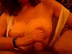 Mature Scottish Lass Sucking... tube porn video
