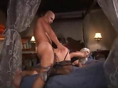Bibi Fox Black Stockings Sex tube porn video
