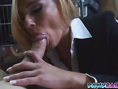 Milf was moaning so loud as she got her pussy banged tube porn video
