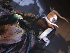 Marie Rose 3D sex compilation (DOA) tube porn video