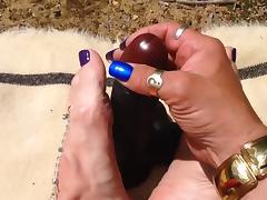 CdTina toe teaser tube porn video