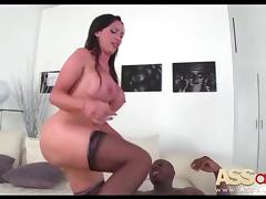 Milf Needs Black Dick Nikki Benz tube porn video