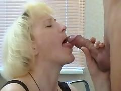 Casting Russian Mature tube porn video
