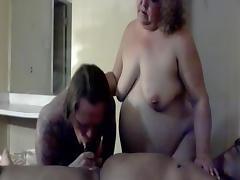 Motel trio tube porn video