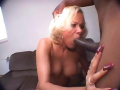 blond milf with long nails giving blowjobs tube porn video