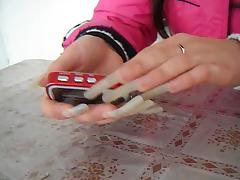 long nail 4 tube porn video