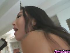 Sweet lovely hot chick Asa Akira having a hot tube porn video