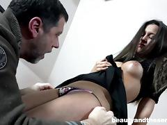 Matured man gets amazing hot lady for fuck tube porn video