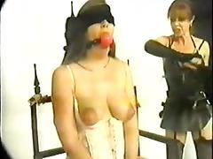 Slave tit milking tube porn video