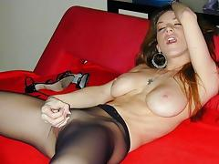 Pantyhose Instructor tube porn video