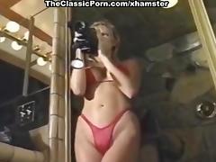 Stacy Nichols, Joey Silvera in 1970 pornstars rock in a tube porn video