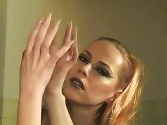 long nails tube porn video