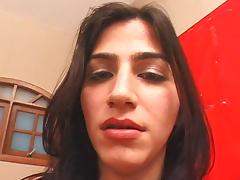 Hard Screwing With A Kinky Tranny tube porn video