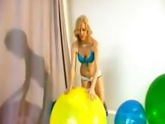 Balloonfrenzy tube porn video