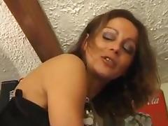 Extreme french mature foursome tube porn video