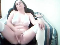 Just me playing on web camera tube porn video
