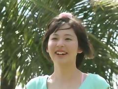 Mikako Horikawa - courtyard V2 tube porn video