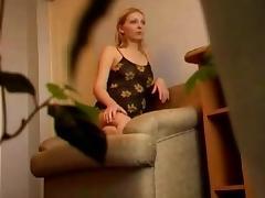 Hidden tube porn video