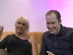 German PAWG anal tube porn video