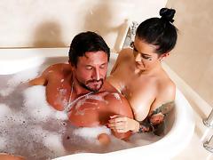 Katrina Jade, Tommy Gunn in Holiday Highlight Scene tube porn video