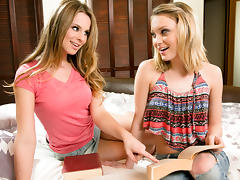 Kota Sky & Jillian Janson in Smart Girl Stupid Plan Video tube porn video
