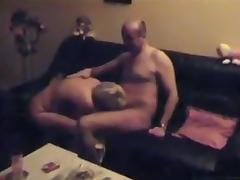 Swinger husband loves seeing his wife having a threesome with 2 friends tube porn video