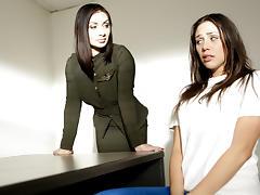 Lea Lexis,Anna Morna in Prison Lesbians #03, Scene #01 tube porn video
