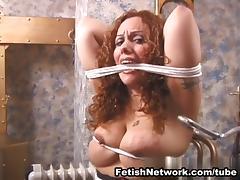 FetishNetwork Movie: Extreme Tit Torment 11: Victoria tube porn video