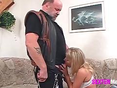 Opa macht das schon - Teenie Ficken tube porn video