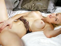 Kayden Kross & Mick Blue in The Masseuse Pt 3, Scene 5 tube porn video