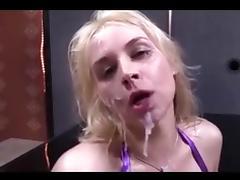 FACES OF CUM : Sarah Vandella tube porn video