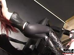 TRAMPLE AMSTERDAM - DOMINATRIX DINAH & MISTRESS GEORGINA tube porn video